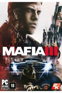 Mafia III - PC VERSÃO FISICA