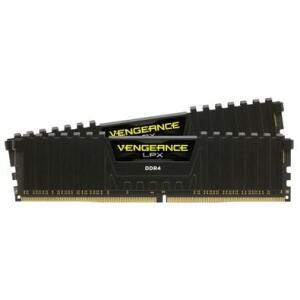 Memória RAM Corsair Vengeance LPX, 16GB (2x8GB), 3000MHz, DDR4, CL16, Preto