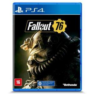 Game - Fallout 76 para PS4