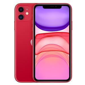 [ATÉ 12X S/ JUROS] iPhone 11 64GB Vermelho iOS 4G Wi-Fi Câmera 12MP - Apple