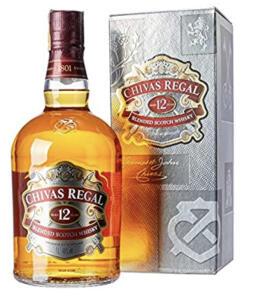 Whisky Chivas Regal 1 L.