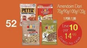 Leve 10 por R$14,99 - Amendoim Dori 70g, 90g, 100g ou 120g