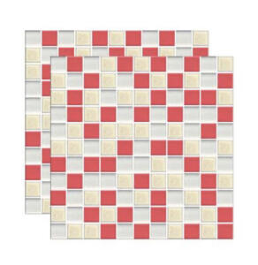 RETIRADA EM LOJA: Pastilha de porcelana PL8166 30x30cm miscelânea Jatobá