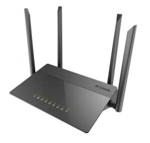 Roteador Wireless D-Link DIR-841 Dual Band AC 1200Mbps - Gibabit