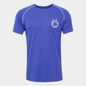 Camisa Cruzeiro 2004 s/n° Masculina - Azul | R$50