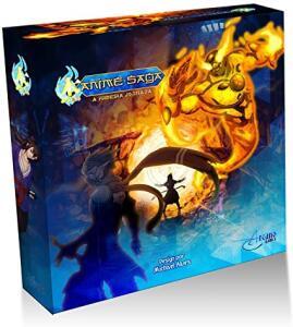 Anime Saga - Meeple BR Jogos R$ 74