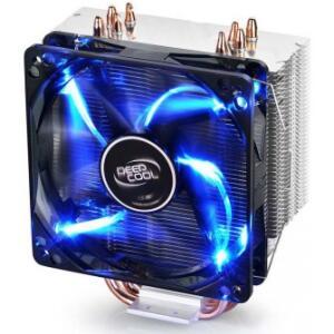 Cooler para Processador DeepCool Gammaxx 400, LED Blue 120mm, Intel-AMD, DP-MCH4-GMX400 - R$94