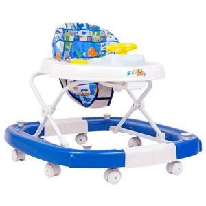 Andador Styll Baby Car Sonoro c/ Balanço | R$143