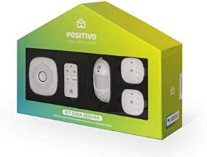 [Prime] Positivo Casa Inteligente - Kit Casa Segura, R$ 279