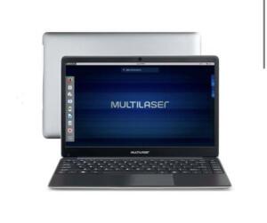[AME R$993] Notebook Multilaser Legacy Book Intel Celeron 4GB 500GB 14.1 Pol | R$ 1240