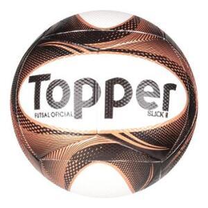 Bola Futsal Topper Slick II Exclusiva | R$36