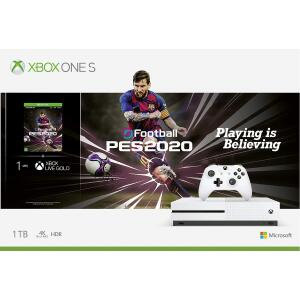 Console Microsoft Xbox One S 1TB + Pes 2020 R$1.629