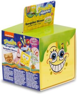 Figura com Slime - Cubos - Bob Esponja - Mattel | R$ 20