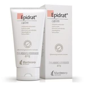 Hidratante Epidrat Calm Mantecorp Skincare 40g - R$49