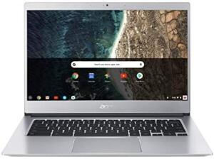 Chromebook Intel Celeron HD Chrome OS, Acer, CB514-1HT-C07F, 4 GB RAM - R$2557
