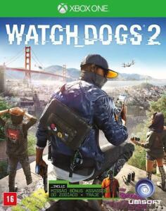 Jogo Watch Dogs® 2 - Xbox One Game | R$ 27