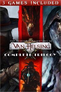 [Xbox] The Incredible Adventures of Van Helsing: Complete Trilogy | R$ 55