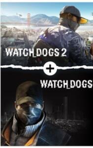[Xbox] Watch Dogs 1 e 2 | R$ 46