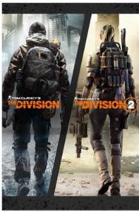 [Xbox] The division 1 e 2 | R$ 50