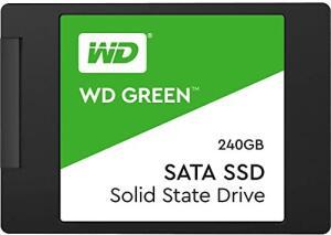 SSD WD green 240gb | R$206