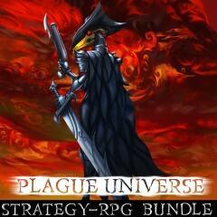 Plague Universe Strategy Rpg Bundle | R$20
