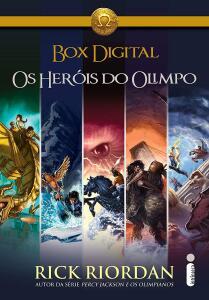Ebook box Os Heróis do Olimpo R$29