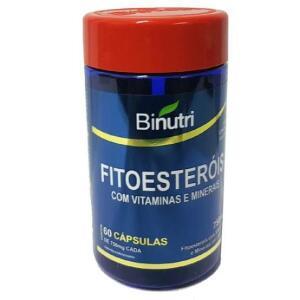 Multivitamínico com Minerais e Fitoesterois - 60 cápsulas | R$1