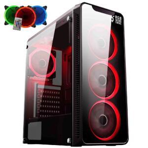Pc Gamer Intel Core i5 8GB HD 1TB + SSD 120GB Geforce GTX 1050 Ti 4GB DDR5 EasyPC | R$2.726