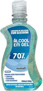 Álcool em Gel 70% (FRETE PRIME)