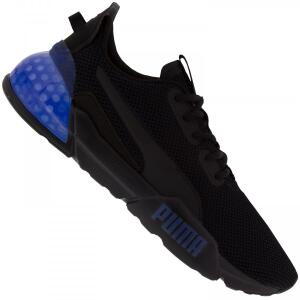 Tênis Puma Cell Phase - Masculino preto e azul