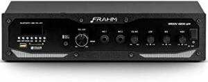 Amplificador Frahm Gr 4200 App | R$428