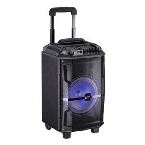 Caixa De Som Leadership Bluetooth 240W RMS Com Trolley E Bateria Cx-1482 | R$323