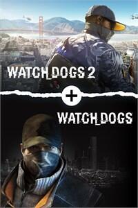 Watch Dogs 1 + Watch Dogs 2 - XBox | R$46