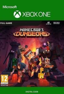 Minecraft Dungeons no Xbox One / PC Game Pass (26 de Maio)