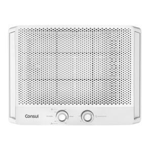 Ar condicionado janela 7500 BTUs Consul frio com design moderno - CCB07EB | R$ 790