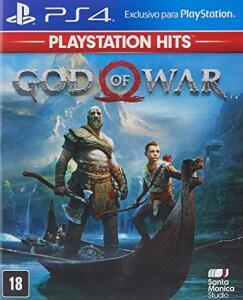 [PRIME] God Of War Hits - PlayStation 4 | R$ 59