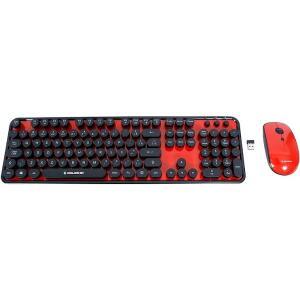 Kit Teclado E Mouse Retro Goldship Kit-1552 | R$90
