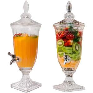 Kit Suqueira de Vidro Agatha e Desiree - R$109