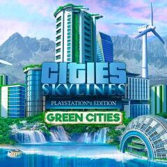 [PS4] [GRÁTIS] Cities: Skylines - Green Cities