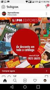 Livros Físicos L&PM com 30% de desconto