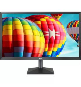 "Monitor LG FHD LED 23,8"" IPS 24MK430H | R$649"