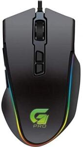 Mouse Gamer Pro M9 RGB Fortrek | R$65