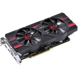 Placa de Video Radeon PCYes RX 580 8GB GDDR5 Graffiti | R$1.044