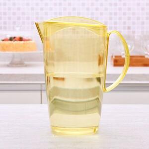 Jarra Luna Vitra 2 litros Martiplast - Amarelo | R$15