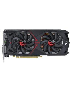 Placa De Vídeo Radeon Pcyes Rx570 4Gb Dual Fan Pj570Rx256Gd5 | R$799