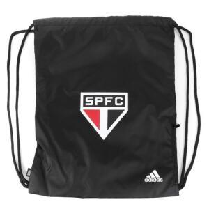 Sacola São Paulo Adidas Gymsack - Preto