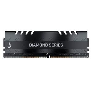 Memória 4GB DDR4 2400Mhz Rise Mode Diamond - CL15 - com Dissipador - | R$140
