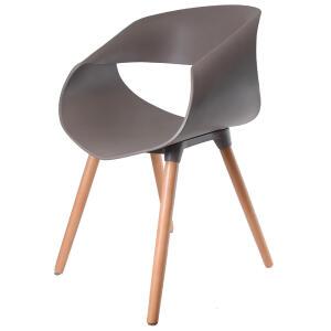 Cadeira Exeway Infinity com Encosto Vazado - R$170