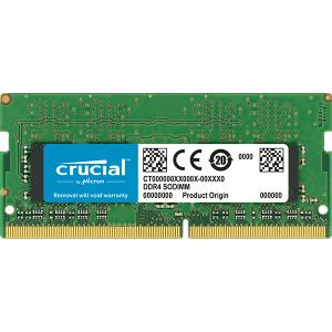 Memória para Notebook DDR4 Crucial, 8GB 2400MHz, CT8G4SFS824A | R$ 290