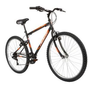 Bicicleta Caloi Aro 26 Twister Easy, Quadro em Aço